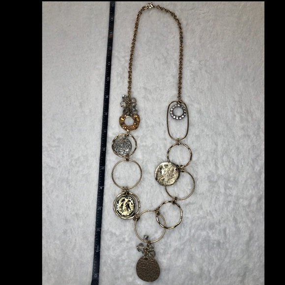 unbranded Jewelry - 💎BOGO FREE! Adorable gold necklace with diamonds!